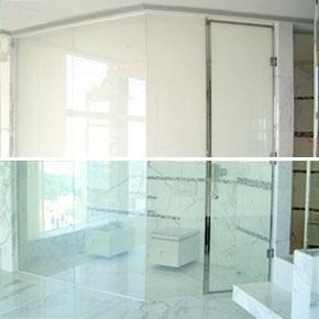 glas von morgen intelligentes glas glas seibel. Black Bedroom Furniture Sets. Home Design Ideas